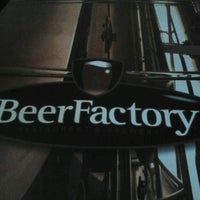 Photo taken at Beer Factory by Ilianuchis on 10/21/2012
