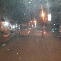 Photo taken at Jalan RW Monginsidi by Melke on 11/13/2013
