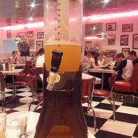 Photo taken at Starlite Diner by Nataliya on 7/12/2013