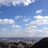 Photo taken at Runyon Canyon Park by Jon O. on 2/9/2013