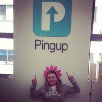 Photo taken at Pingup by Tiffany Topcab M. on 3/13/2013