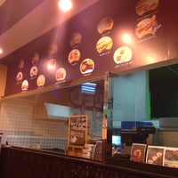 Photo taken at B1 Grilled Burger برجر مشوي by iMax on 10/1/2013