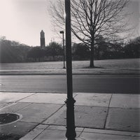 Photo taken at University of Alabama Quad by Sabrina W. on 12/14/2012