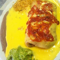 Photo taken at Taqueria El Jaliciense by Jennifer on 6/15/2013