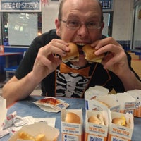 Photo taken at White Castle by Chris on 12/11/2012