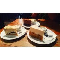 Photo taken at Frasers Cafe & Espresso by Kalana D. on 2/21/2016