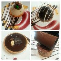 Photo taken at Guylian Chocolate Café by Regina Daisy T. on 3/22/2013
