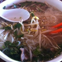 Photo taken at Pho NOLA by Jessica B. on 12/13/2012