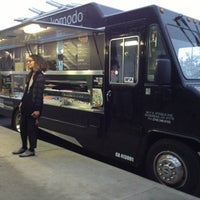 Photo taken at Komodo Food Truck by Ruth N. on 1/31/2014