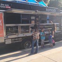 Photo taken at Komodo Food Truck by Ruth N. on 5/29/2014