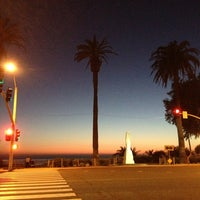 Photo taken at Santa Monica State Beach by Ruth N. on 1/31/2013