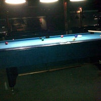 Photo taken at Shooters Pool Table™ by Ervan F. on 12/19/2012