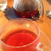 Photo taken at Umi Cafe by Yukiyo Y. on 3/23/2013