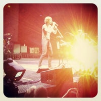Photo taken at Mohegan Sun Arena by Edward K. on 9/27/2012