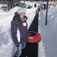 Photo taken at Coca Cola Tubing Hill by Brendon on 1/6/2013