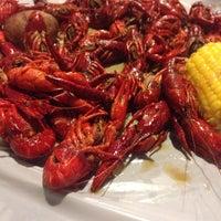 Photo taken at Hot N Juicy Crawfish by Michael on 10/6/2013