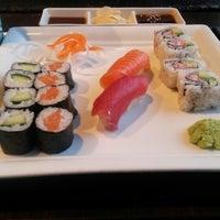 Photo taken at SushiBar by Ceren O. on 1/30/2014