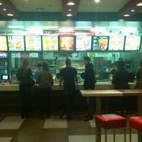 Photo taken at KFC by ВЛАДИСЛАВ С. on 11/26/2012