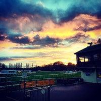 Photo taken at Haydock Park Racecourse by Jon on 11/22/2014