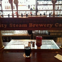 Photo taken at City Steam Brewery by Michael S. on 11/16/2012