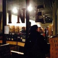 Photo taken at Thirst Wine Merchants by David K. on 11/16/2013