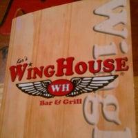 Photo taken at Ker's WingHouse by Cynthia R. on 1/11/2013