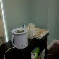 Photo taken at Brazils Waxing Center by Robin Y. on 8/3/2013