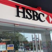 Photo taken at HSBC Bank by Sebastian P. on 9/1/2014