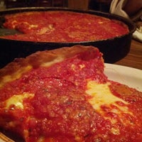Photo taken at Georgio's Chicago Pizzeria & Pub by Jair R. on 11/10/2012