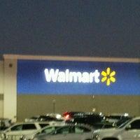 Photo taken at Walmart Supercenter by Jeff on 10/22/2016