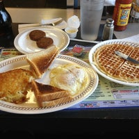 Photo taken at Waffle House by Tyler W. on 3/17/2013