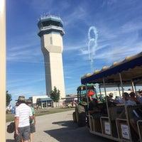 Photo taken at Wittman Regional Airport (OSH) by Chris M. on 7/30/2016