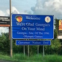 Photo taken at Georgia by Darius R. on 7/8/2013