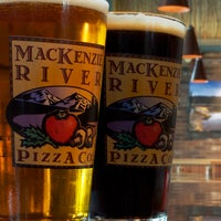 Photo taken at MacKenzie River Pizza Co. by MackRiverPizza on 12/12/2013