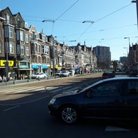 Photo taken at Metrostation Delfshaven by Robbert V. on 4/2/2013