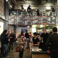Photo taken at Super Duper Burger by Troy on 2/28/2013