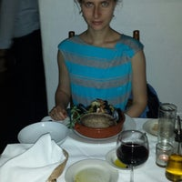 Photo taken at Elia Restaurant by Michael K. on 6/29/2013