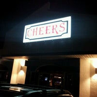 Photo taken at Cheers by Ryan T. on 11/3/2012