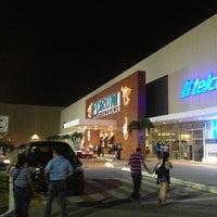 Photo taken at Forum Coatzacoalcos by Angel M. on 1/2/2013