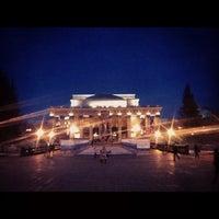 Photo taken at Новосибирский государственный академический театр оперы и балета by Kirill on 11/3/2012