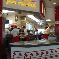 Photo taken at In-N-Out Burger by Mary P. on 5/7/2013