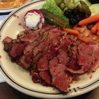 Photo taken at Langer's Delicatessen-Restaurant by Adam G. on 9/3/2013