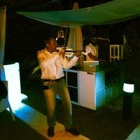 Photo taken at La Antilla by Gilo on 7/18/2014