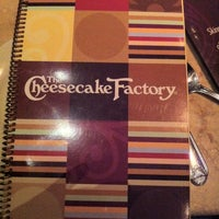 Photo taken at Cheesecake Factory by Morad A. on 11/18/2012