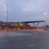 Photo taken at Senai International Airport (JHB) by Kevin T. on 7/12/2013