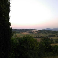 Photo taken at Agriturismo 'Il Sarale' by Rune M. on 7/8/2015