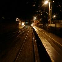 Photo taken at Oakham Railway Station (OKM) by Davey M. on 11/13/2016
