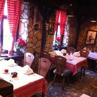 Photo taken at Konoba Didov san by Tural on 12/10/2012