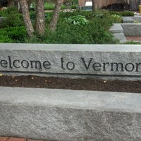 Photo taken at Vermont Welcome Center by Michele B. on 6/25/2013