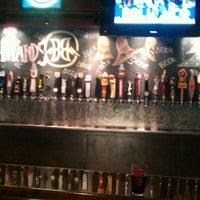 Photo taken at Global Brew Tap House & Lounge by Brad P. on 12/20/2012